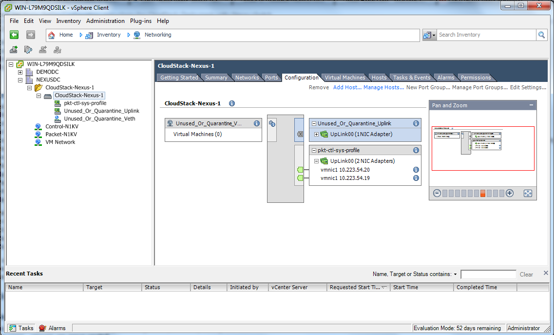 Host VMware vSphere Installation — Apache CloudStack 4 11 2 0